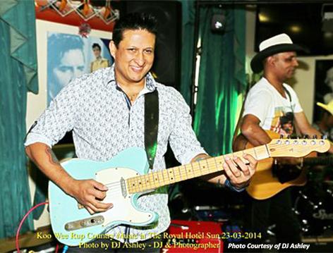 Mark and Joe Honky Tonk Rockers